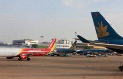 Vietnam Airlines, VietJet Air và Bamboo Airways mở bán vé vượt quá slot