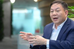 """CEO Viettel Lê Đăng Dũng: """"Mọi quyết định của Viettel bây giờ đều dựa trên dữ liệu"""""""