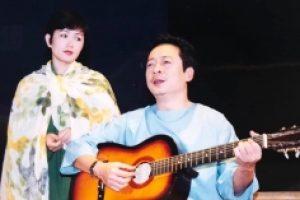 NSND Hoàng Dũng qua đời: Ảnh thời thanh xuân cùng Minh Hòa trên sân khấu kịch