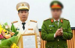 Hà Nội đình chỉ công tác Trưởng phòng Cảnh sát kinh tế