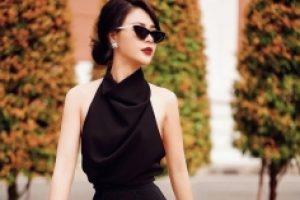 Minh 'Hướng dương ngược nắng' ngoài đời sành điệu, gợi cảm khác hẳn trên phim