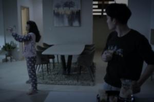 'Hướng dương ngược nắng' tập 30: Bà Diễm Loan gọi tên bố Kiên trong mộng du