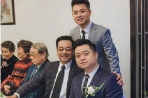 Con trai NSND Hoàng Dũng chia sẻ sau tang lễ: 'Bố vất vả nhiều rồi'