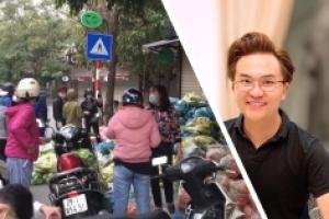 Sao Việt 'giải cứu' nông sản Hải Dương giữa dịch COVID-19