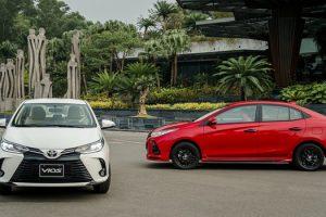 """""""Vua doanh số"""" Toyota Vios ra mắt phiên bản mới, giá cao nhất phân khúc"""