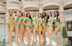 Ảnh: Thí sinh Hoa hậu Hòa bình Quốc tế trình diễn bikini