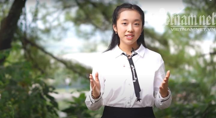 Nữ sinh lớp 9 ở Nghệ An đạt 8.0 IELTS trong lần thi đầu tiên - 1
